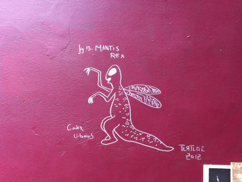 Mantis Rex
