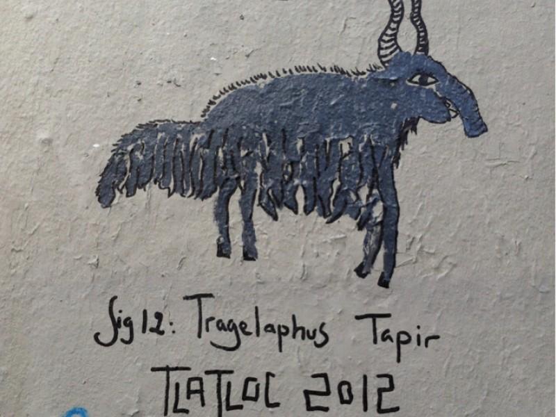 Tragelaphus Tapir by Tlatloc