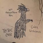 Melopsittacus Rex by Tlatloc