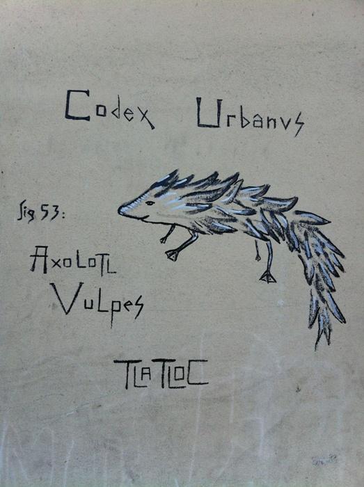 Axolotl Vulpes