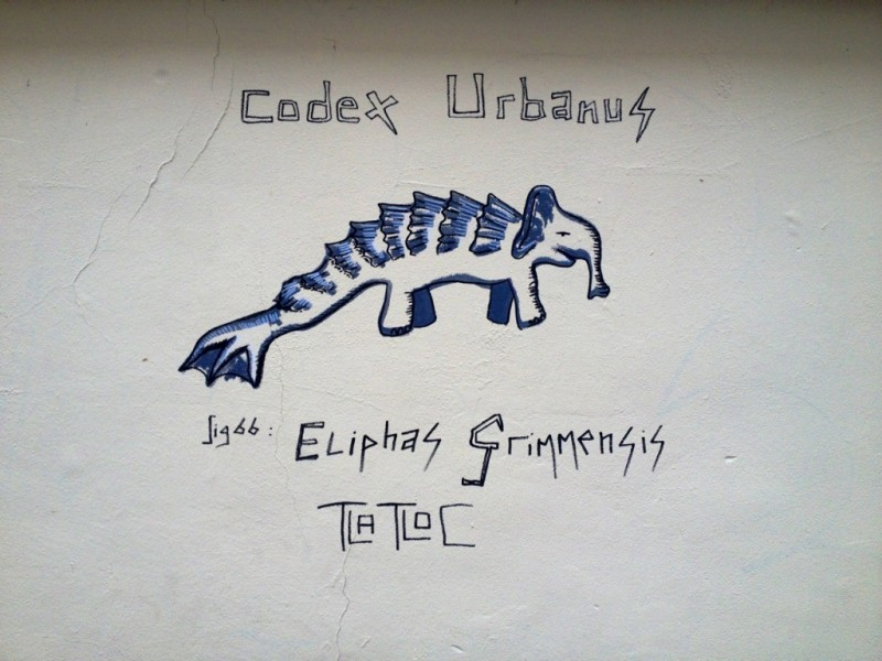 Eliphas Grimmensis by Tlatloc