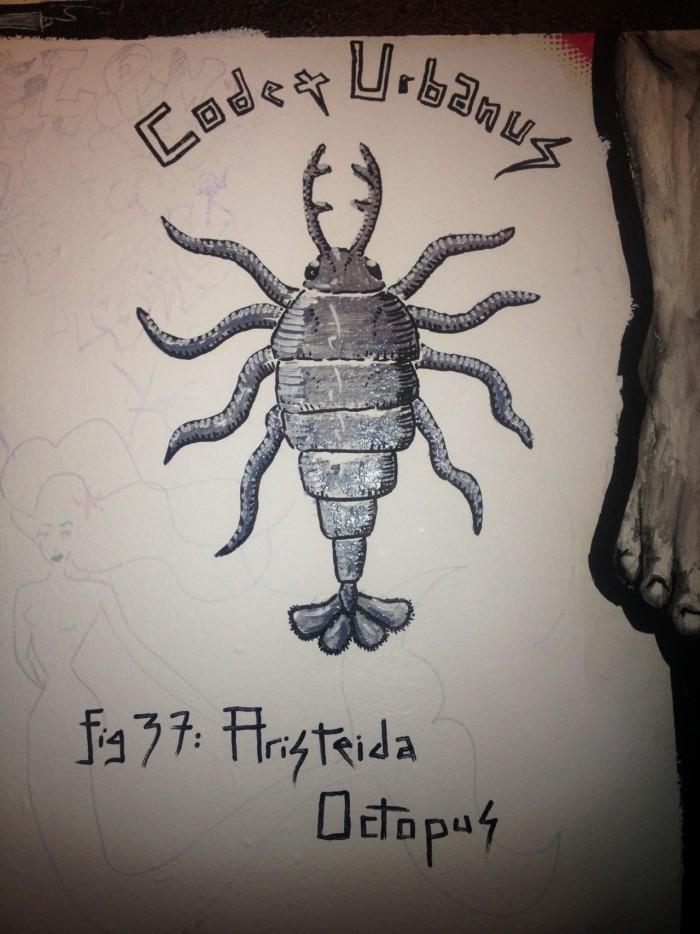 Aristeida Octopus