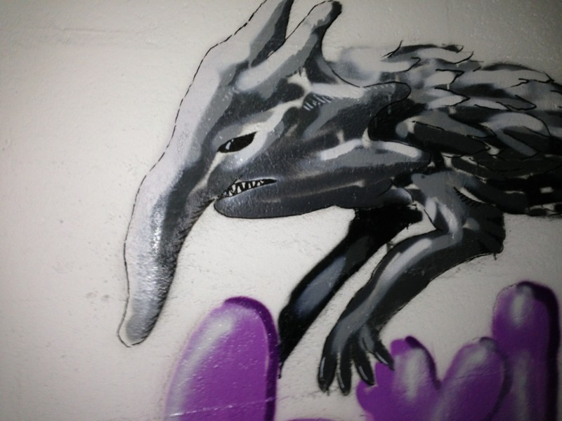 Graff à le Bloc