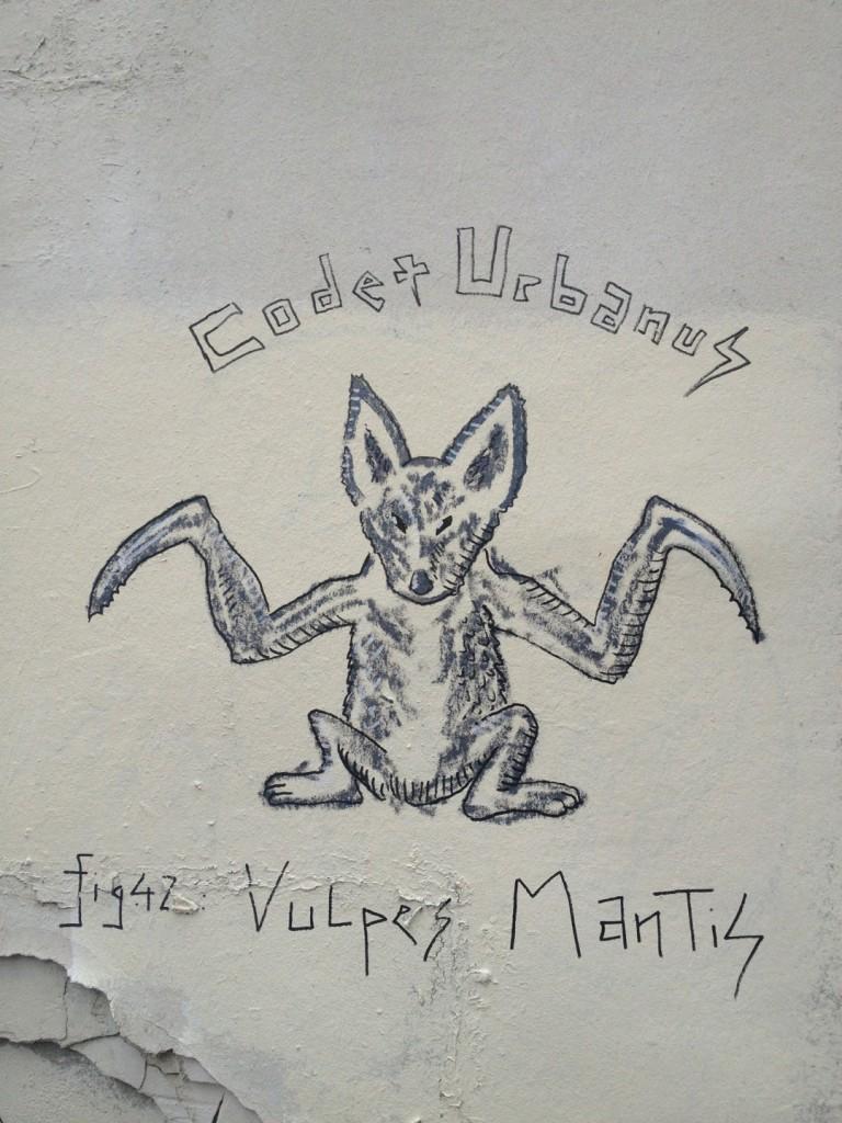 Vulpes Mantis