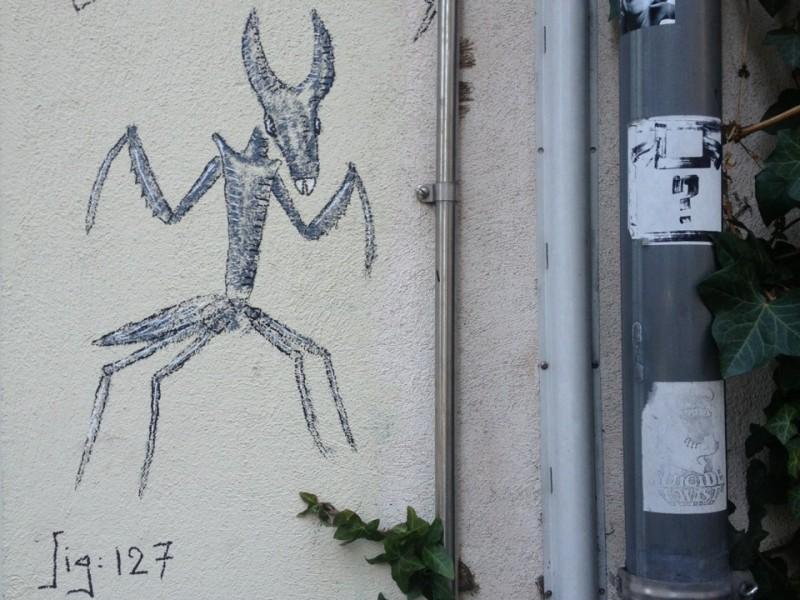 Mantis Bruxellæ