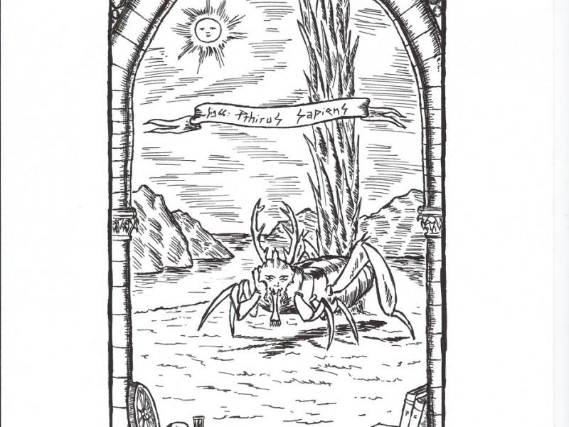 Illustration pour «Sales Bêtes !»
