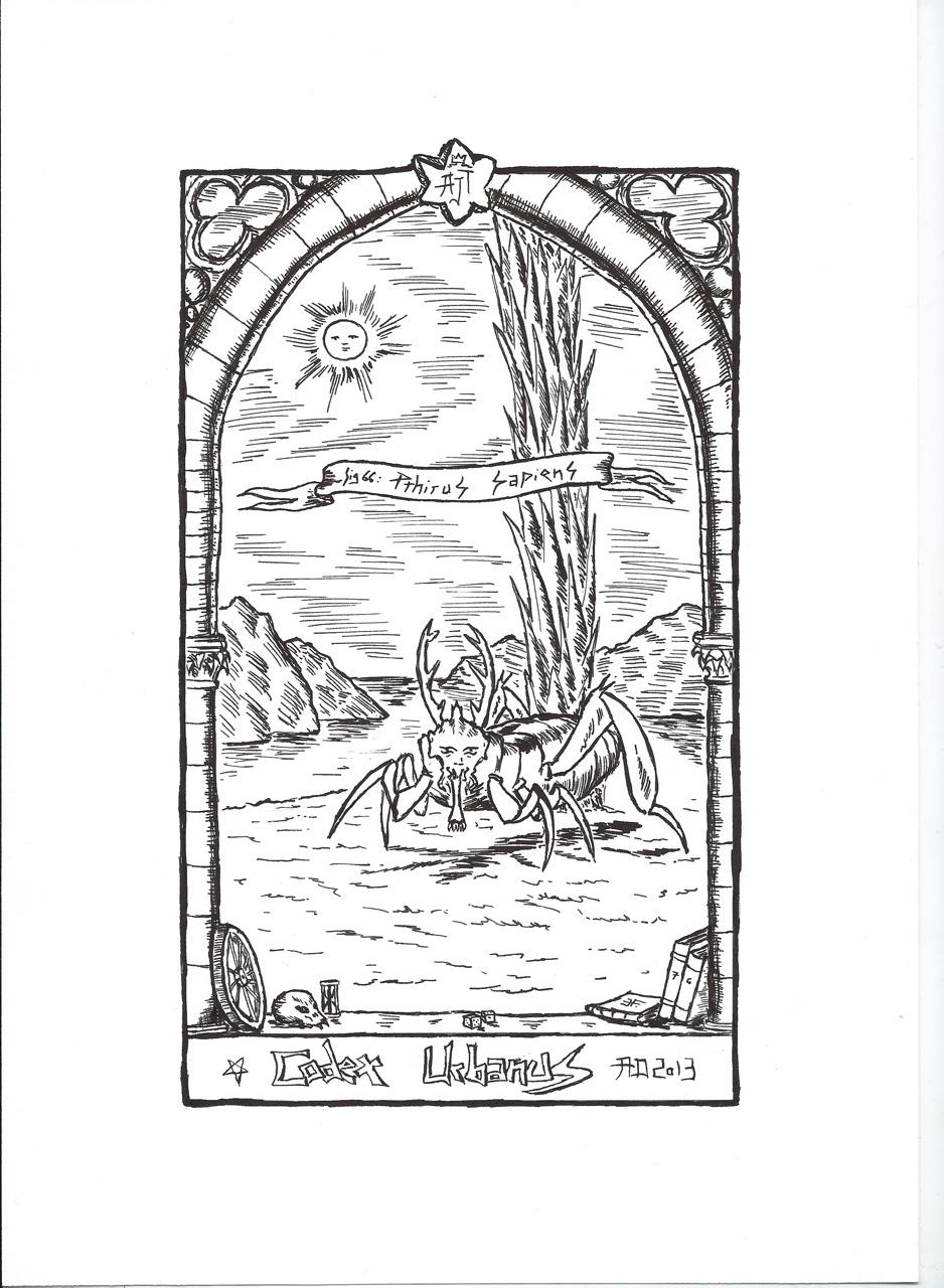 """Illustration pour """"Sales Bêtes !"""""""