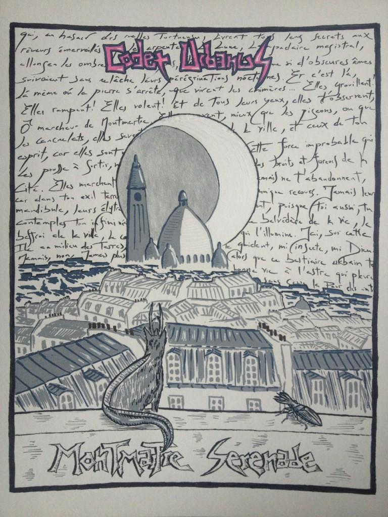 Montmartre Serenade