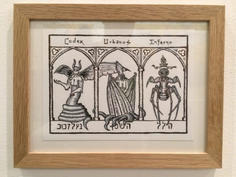 Hell Trinity, Belzebuth, Satan & Lucifer