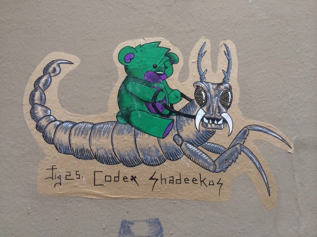 L'étrange équipage du Codex Shadeekus