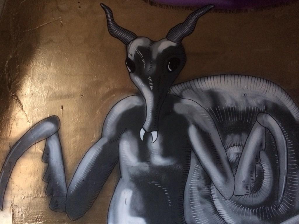 Bizarre Mantis
