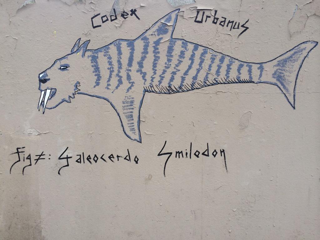 Galeocerdo Smilodon