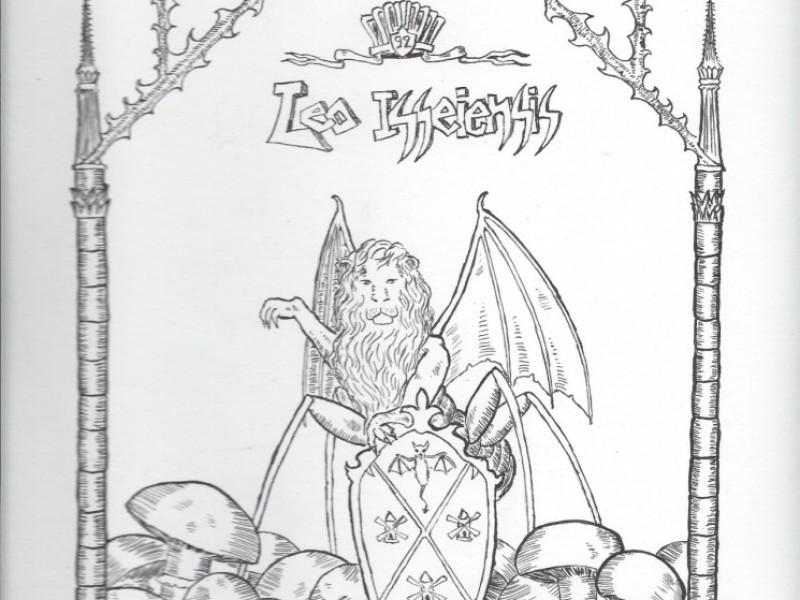 Leo Isseiensis, le Lion d'Issy-les-Moulineaux