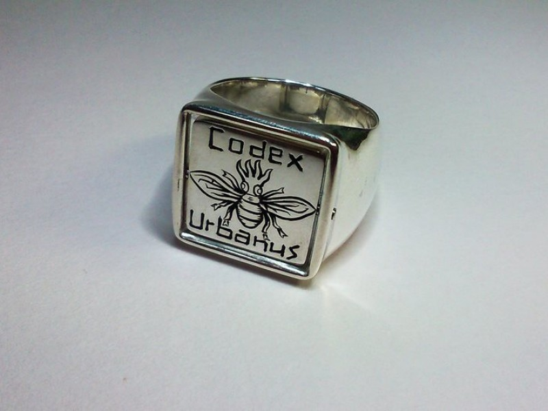 Codex Urbanus Personal Ring