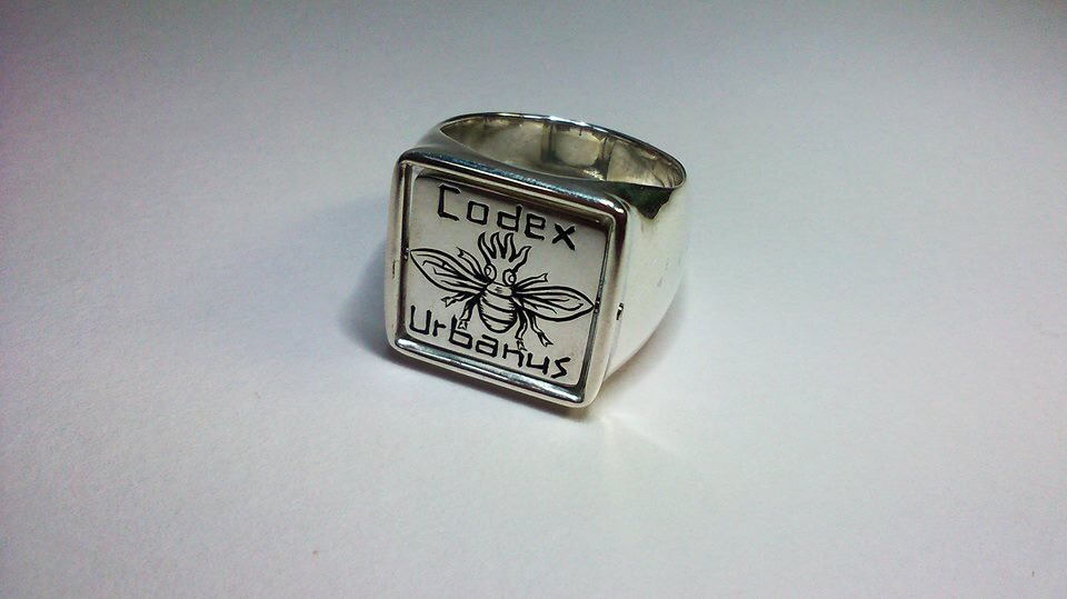 Personal Ring made by Lise Viot