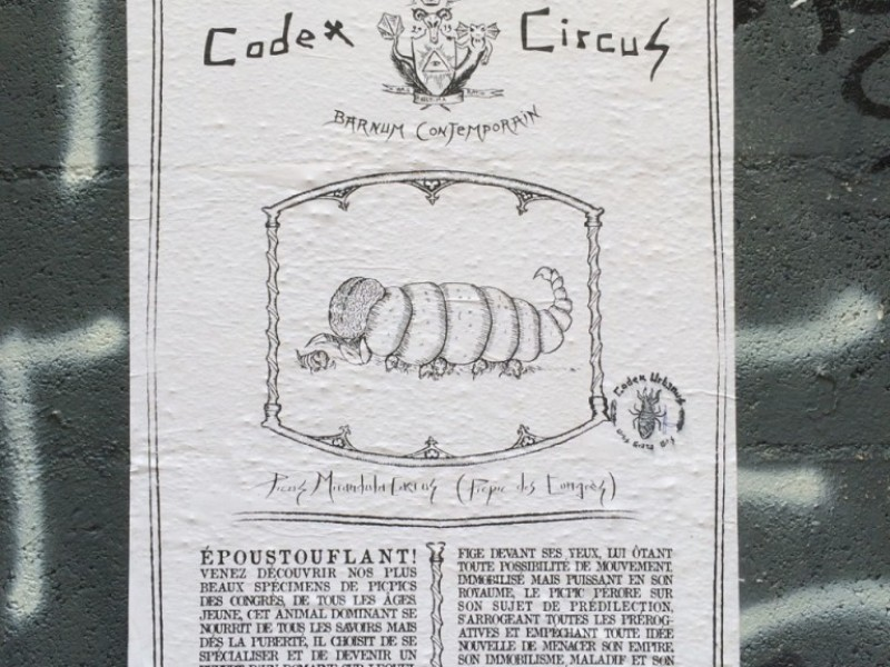 Codex Circus, Contemporary Barnum