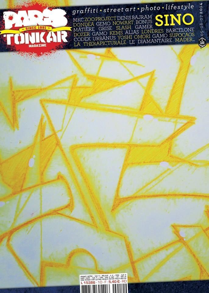 Magazine Paris Tonkar #10