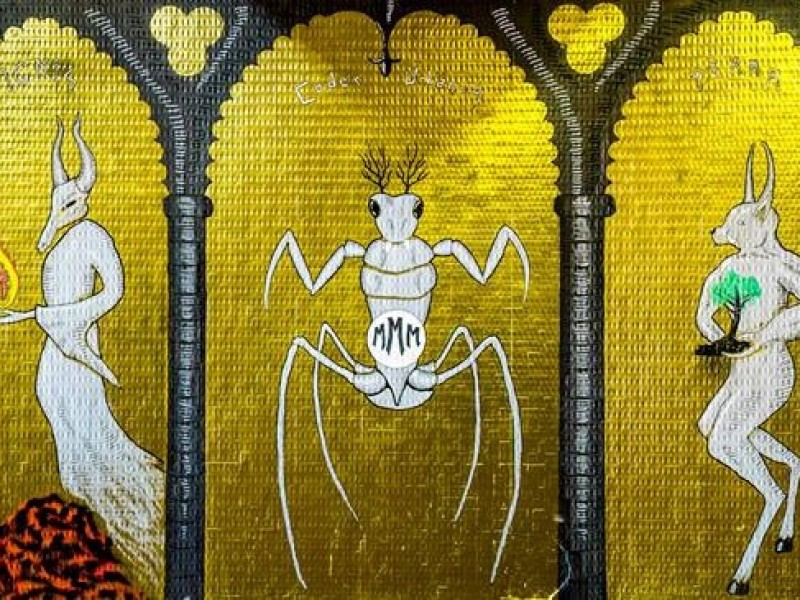 Fresque au Galion