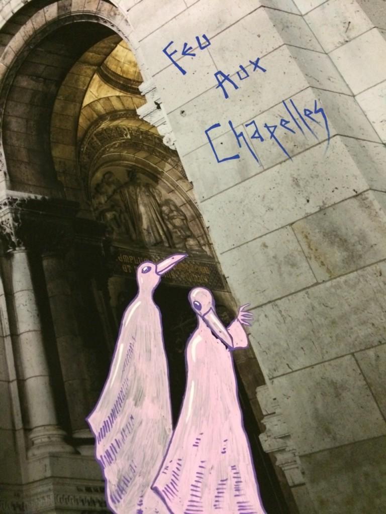 Feu aux Chapelles