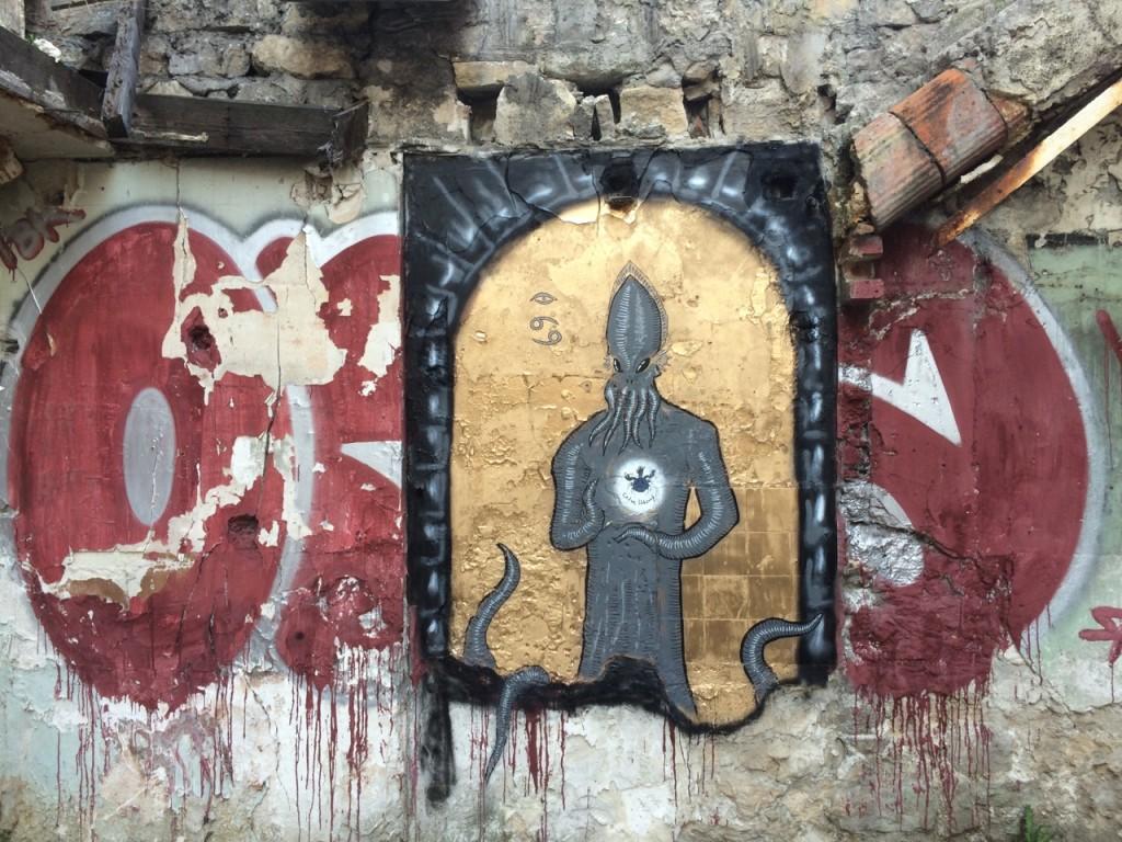 Apparition Cthulhu