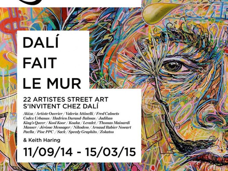 Dali et le Street Art