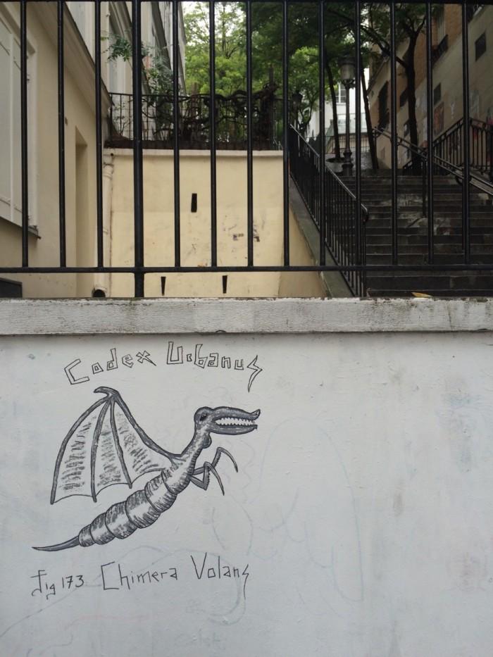 Chimera Volans