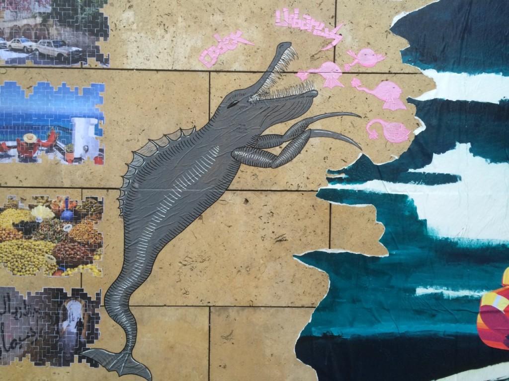 Collage à Puteaux avec Rue Stick
