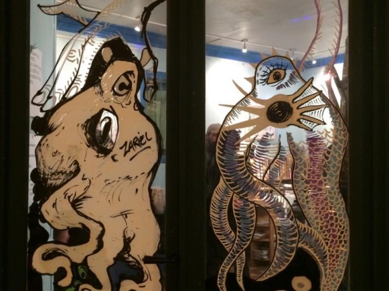 Weird Squids