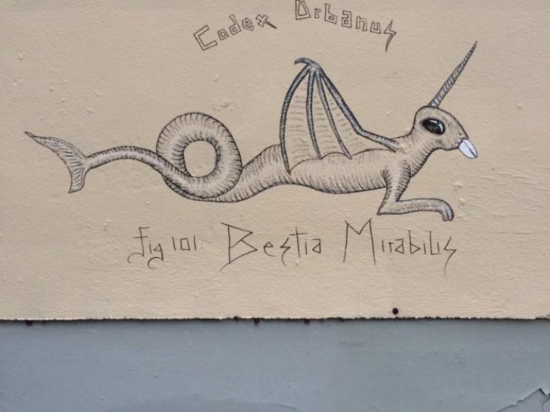 Bestia Mirabilis