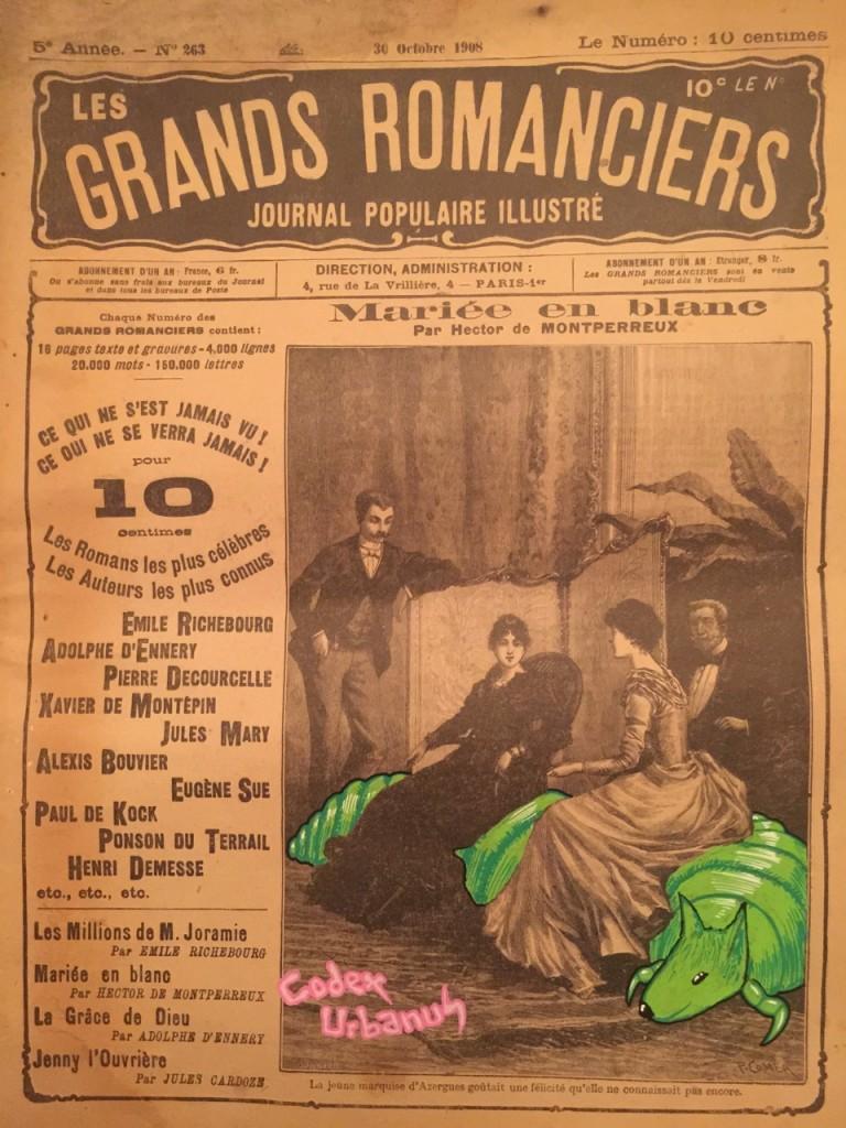 Les Grands Romanciers #1
