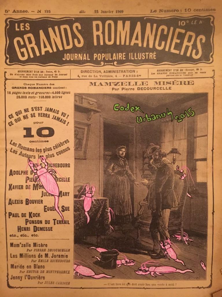Les Grands Romanciers #3