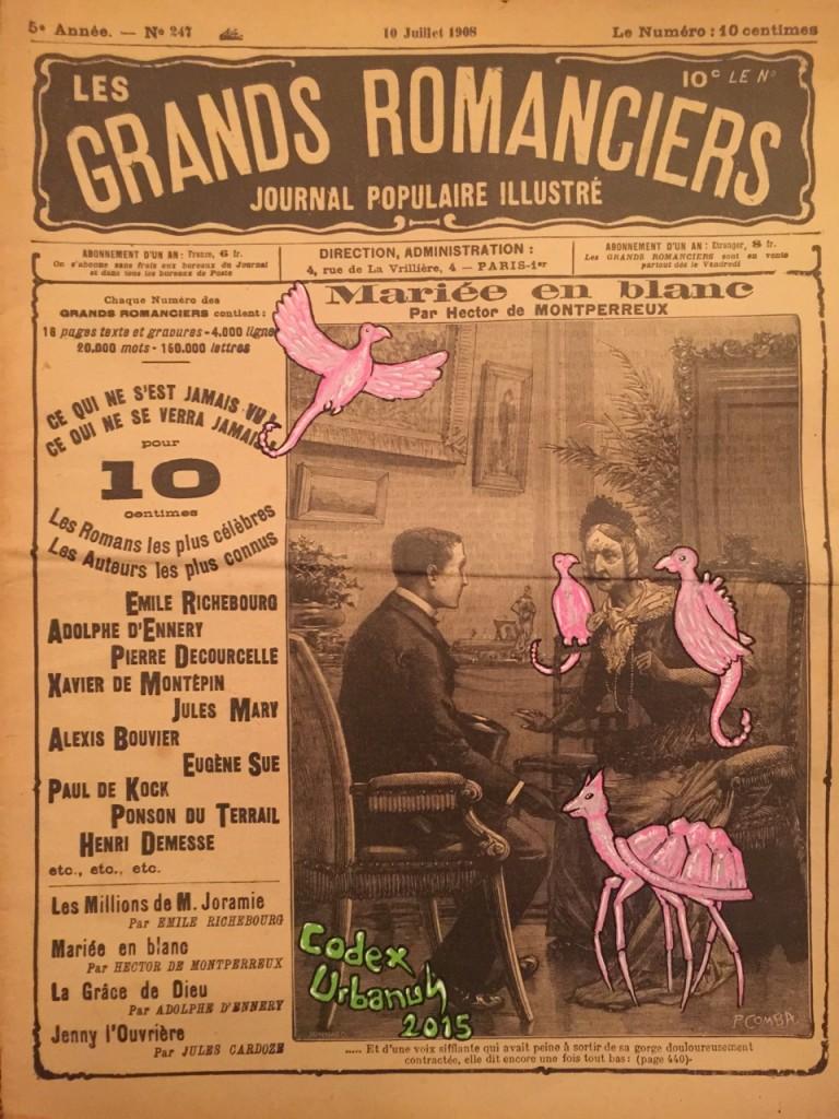 Les Grands Romanciers #4