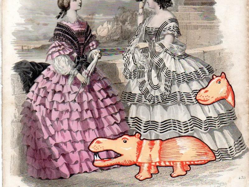 The Weird Hippos