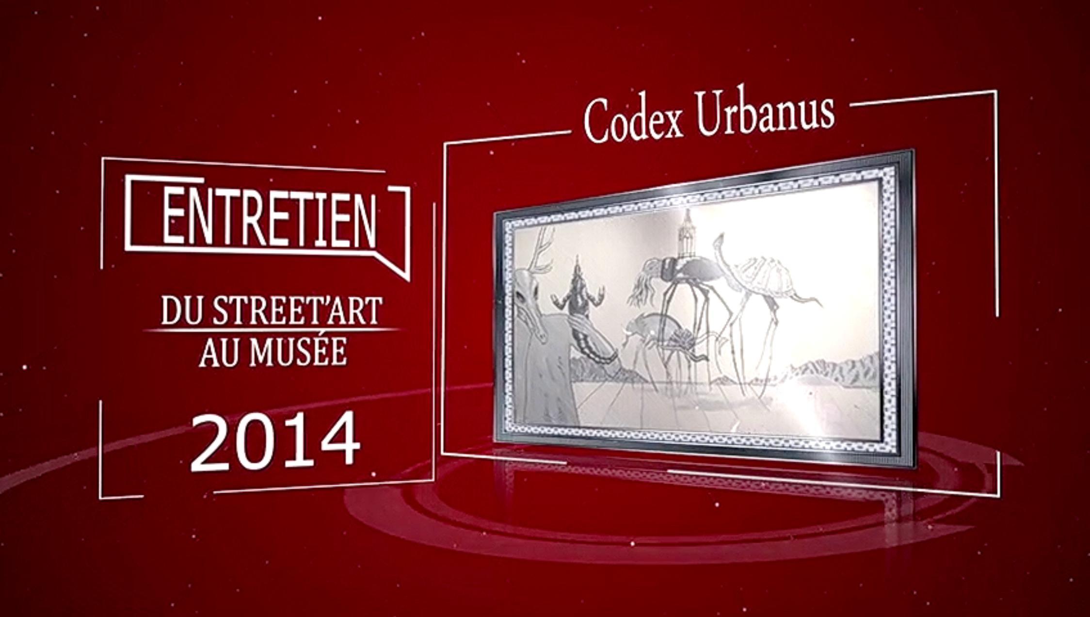 Entretien avec Codex Urbanus